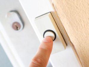 Установка дверного звонка в Уфе