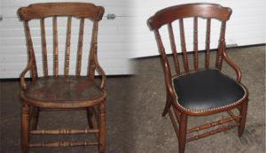 Перетяжка стульев на дому недорого в Уфе