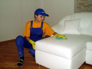 Чистка мебели на дому в Уфе